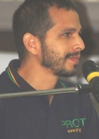 José Albarrán of the Prout Research Institute of Venezuela