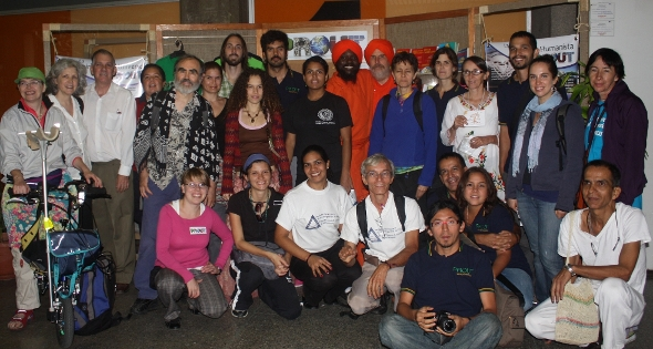"""""""Organizers of Venezuela 2011 Prout Conference"""""""