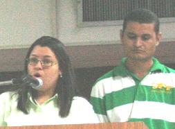 Lizeth Vargas and Dario Gonzalez, CECOSESOLA