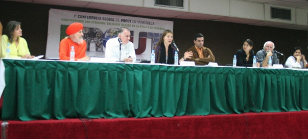 """Prout Panel 1: """"Solidarity Economy in Latin America"""""""