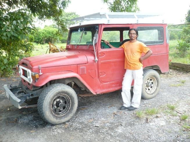 Centro Madre Jeep