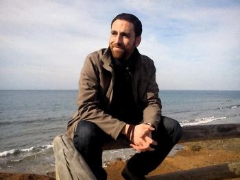 Abe Heisler, coordinator of the OWS film team.